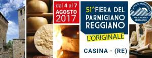 Fiera Parmigiano Reggiano di Casina 2017