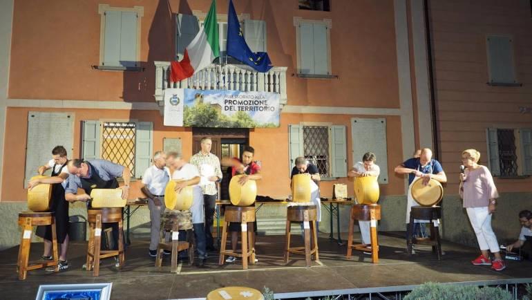 Fiera del Parmigiano Reggiano e Palio di Casina, primo premio confermato a Latteria di Garfagnolo