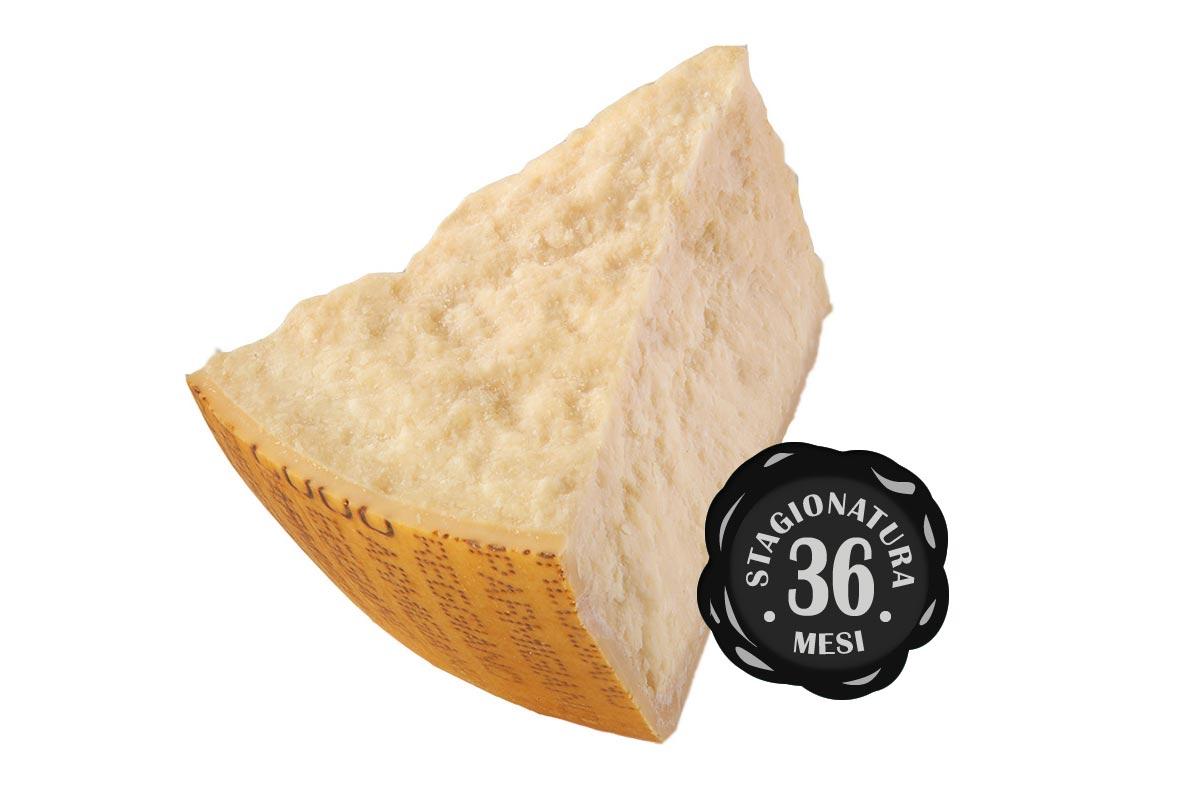 Parmigiano Reggiano 36 mesi Prodotto di Montagna, Latteria Garfagnolo